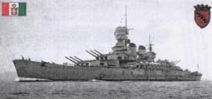 corazzata Roma