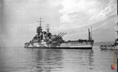 Marina Militare: scompare Aldo Baldasso, uno degli ultimi reduci della corazzata Roma. Cordoglio del CaSMM amm Girardelli