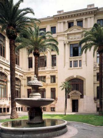 Palazzo Marina_Lungotevere delle Navi 17_Roma