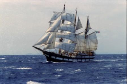 Marina: nave Palinuro a Trieste con gli allievi del 2° corso della Scuola Navale Morosini, orari apertura pubblico