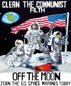 the space race of the us government In 1961, president john f kennedy began a dramatic expansion of the us space program and committed the nation to the ambitious goal of.
