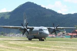C-27J in Peru_credit Danny Moeri