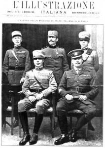 19230902_L'Illustrazione italiana_l'eccidio della missione italiana in Albania_gen Enrico Tellini