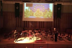 20150203_CaSTA 2015_videocollegamento con EUFOR RCA in concerto Dobbiaco