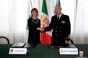 20150203_accordo Marina Militare-Regione Marche_Assessore Giorgi_Amm Ruzittu
