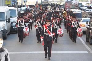 20150218_Granatieri celebrano il Duca di San Pietro_la musica reggimentale