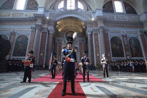 20150218_Granatieri di Sardegna_gli onori al Duca di San Pietro