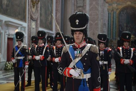 20150218_i Granatieri celebrano il Duca di San Pietro_l'interno della basilica