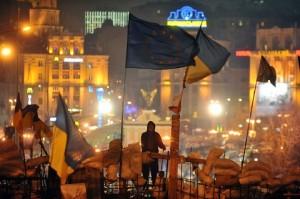 Proteste Kiev Ucraina