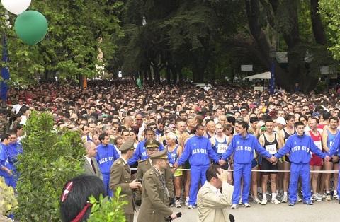 X Milia 2004 - Nastri di partenza