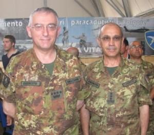 gen Claudio Graziano_gen Danilo Errico