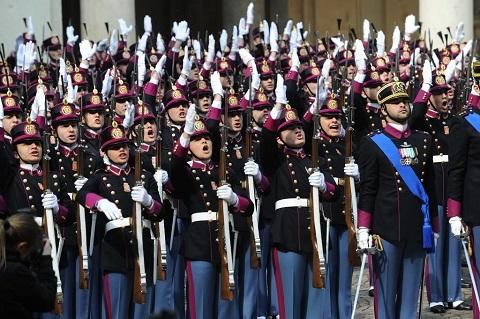 20150320_Giuramento Accademi a Militare Modena_Esercito Italiano_196° corso Certezza (4)