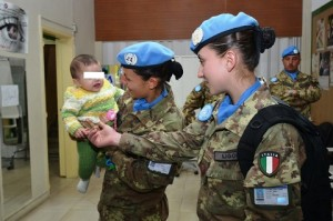20150324_Libano_Sector West UNIFIL_attività CIMIC