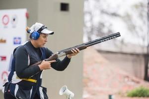 ISSF World Championship Shotgun 2013 - Lima, PER - Finals Skeet Women