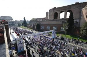 Maratona di Roma - Repertorio