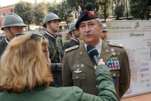 Esercito - IL Gen. D. Giuseppenicola TOTA