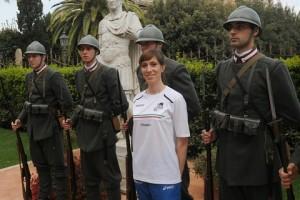 Esercito - Il C.le Magg. Chiara MORMILE (Campionessa mondiale a squadre Scherma)