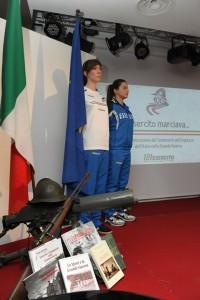 Esercito - Le atlete del Gruppo Sportivo Esercito