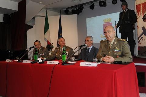 Esercito - Prof. BROCCOLI, Gen. D. TOTA