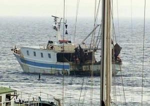 sequestro peschereccio italiano_Ansa