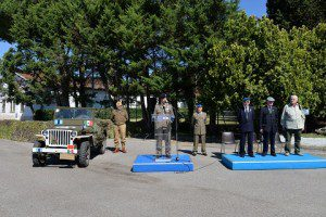 Foto 3 - Cerimonia alla Divisione Friuli