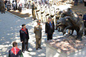 Foto 4 - Cerimonia alla Divisione Friuli