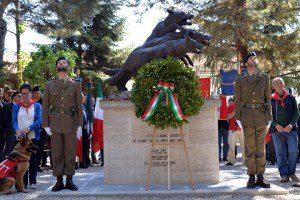 Foto 5 - Cerimonia alla Divisione Friuli