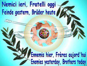 Federazione Cremona Ist Nastro Azzurro decorati VM_Nemici ieri Fratelli oggi
