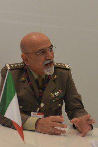 Generale Gianfranco Giglio_Esercito Italiano
