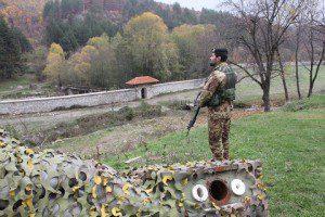 KFOR sicurezza Monastero Visoki Decani_Kosovo