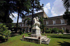 MUSEO FANTERIA GIARDINO