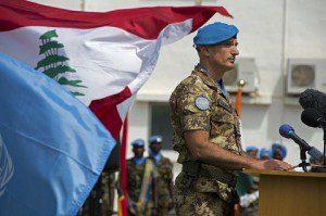 Peacekeepers Day, intervento del Genrale Portolano