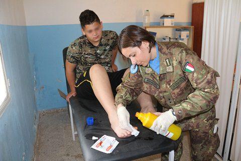 20150604_UNIFIL_ITALBATT_Medical Care CIMIC_ Genova Cavalleria (4°) (5)