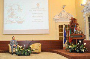 20150608_Scuola Applicazione_Esercito Italiano_prof Alessandro Barbero_Battaglia Waterloo_Introduzione del Generale Berto