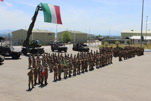 20150609_KFOR_MNBG-W_il contingente italiano schierato