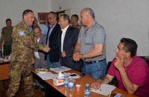 20150615_SW UNIFIL_com gen Salvatore Cuoci incontra la municipalità di Tiro_Libano (3)
