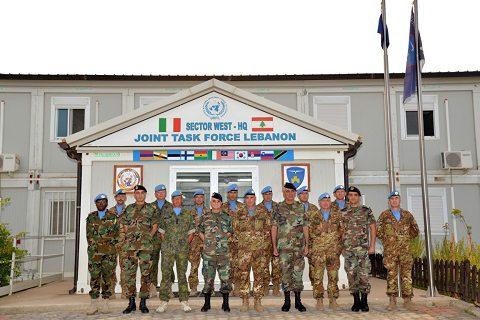 20150622_SW UNIFIL_LAF gen Charbel Abou Khalil South Litani visita SW_gen Salvatore Cuoci Esercito Italiano (2)
