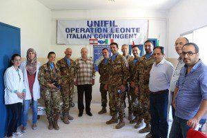 20150708_UNIFIL SW_donazione osp Qana (1)
