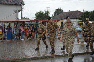 Arrivo nel villaggio di Goradzevac  (1)