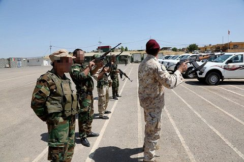 20150730_KTCC_Prima Parthica_addestramento Peshmerga_TF Erbil (1)