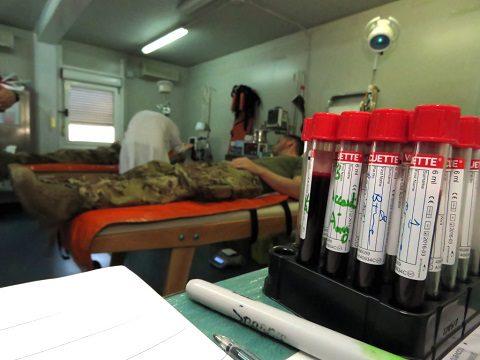 20150731_UNIFIL_SW_brigata Friuli dona sangue Croce Rossa Tiro (3)