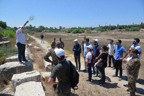 20150805_studenti LUISS_Sector West UNIFIL Libano_Esercito Italiano (5)