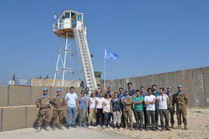 20150805_studenti LUISS_Sector West UNIFIL Libano_Esercito Italiano (9)