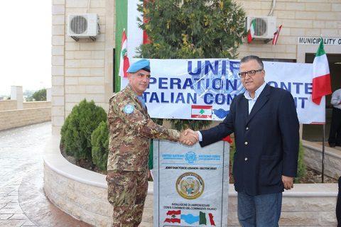 20150814_Sector West UNIFIL_quattro progetti per Tiro (10)