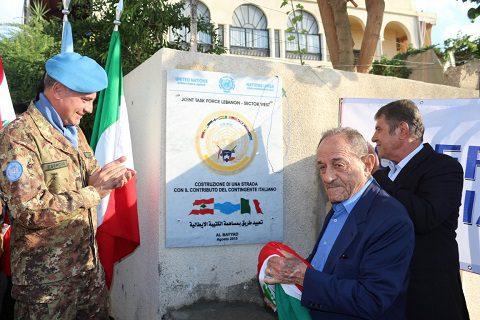 20150814_Sector West UNIFIL_quattro progetti per Tiro (2)