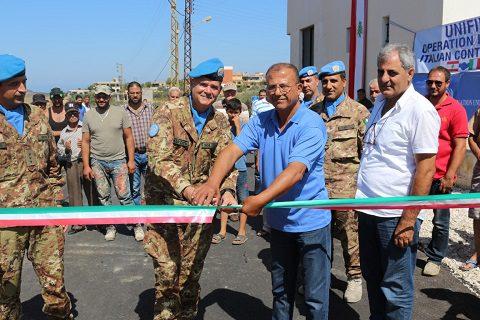 20150814_Sector West UNIFIL_quattro progetti per Tiro (3)