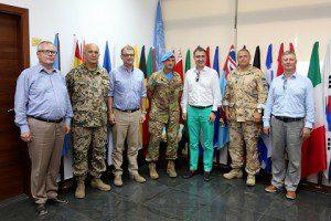 20150817_UNIFIL_gen Portolano con PM Estonia e Finlandia