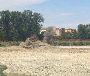 20150823_brillamento ordigno Bologna_Esercito Italiano (4)