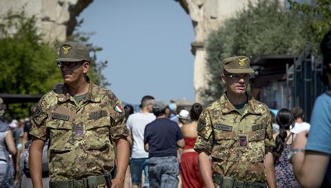 Strade Sicure_Esercito Italiano
