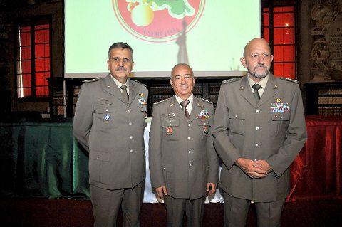 20150902_Gen. C.A. Bruno STANO,COMFODI-NORD con il Gen Cesare ALIMENTI (sx) e Gen Antonio LI GOBBI